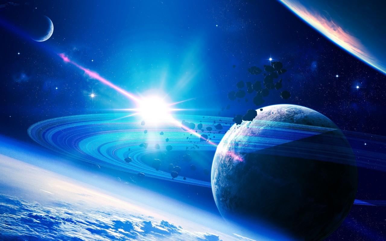 Мужчина рассказывает, как побывал на планете пришельцев