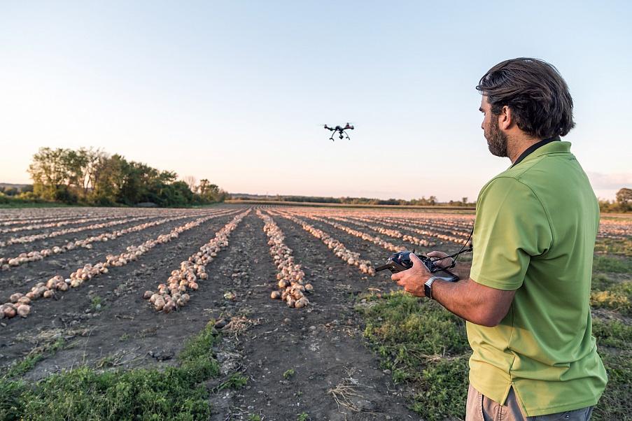 Как высокие технологии меняют сельское хозяйство?