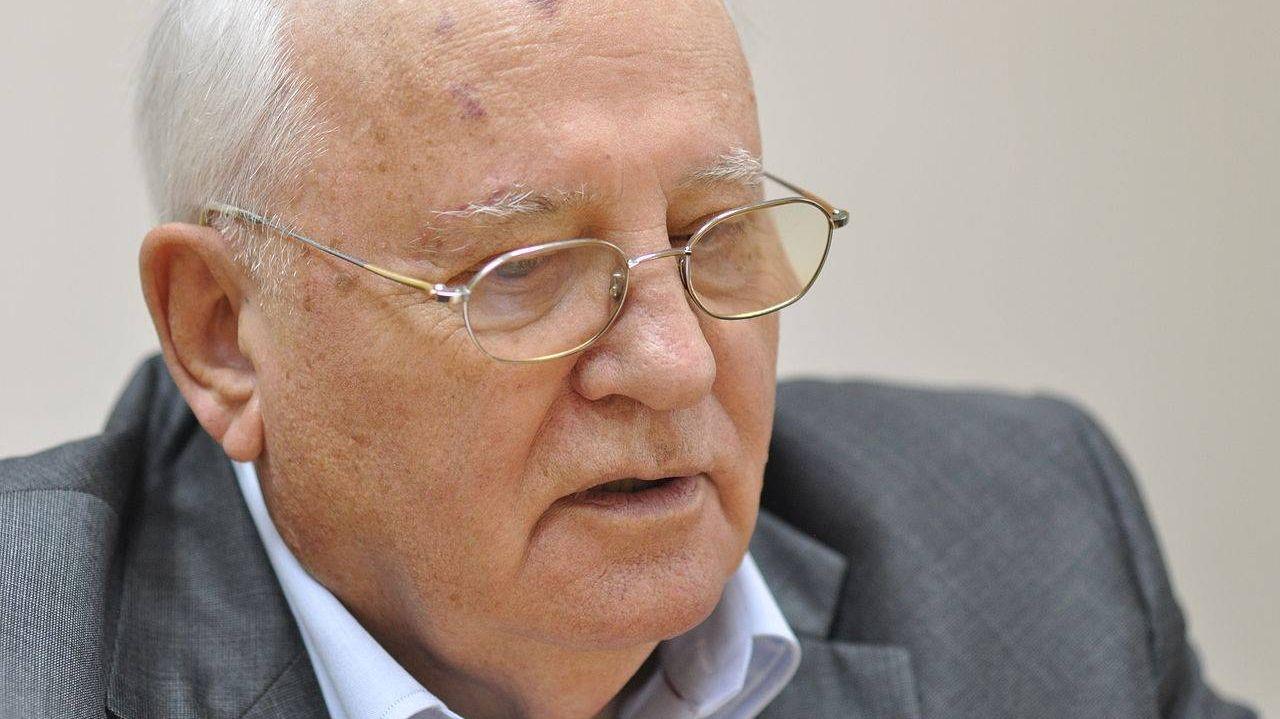 Горбачев осудил попытку реаб…