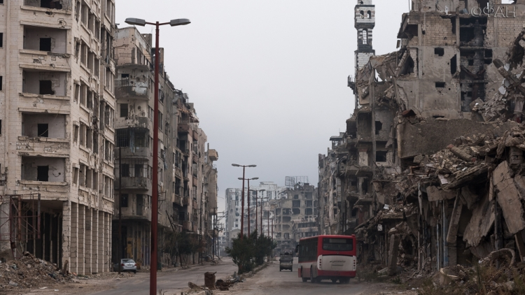 Сирия сегодня демонстрирует настоящий профессионализм в борьбе с ИГИЛ