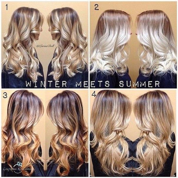 Как осветлить волосы на 2-3 тона с помощью корицы?