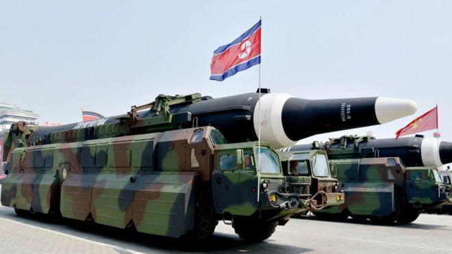 КНДР заявила об успешном испытании ракеты с большой ядерной боеголовкой