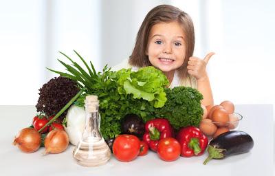Питание ребенка: вырабатываем правильные пищевые привычки