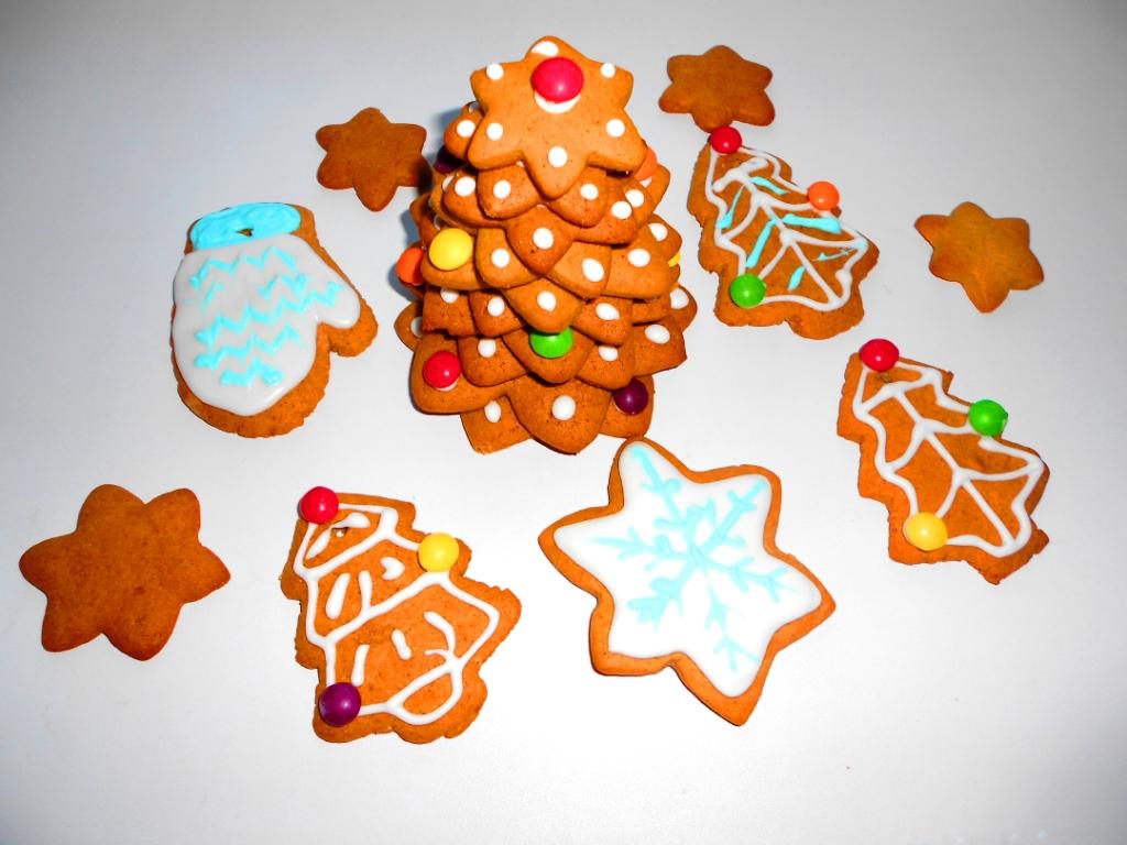 Имбирное рождественское пече…