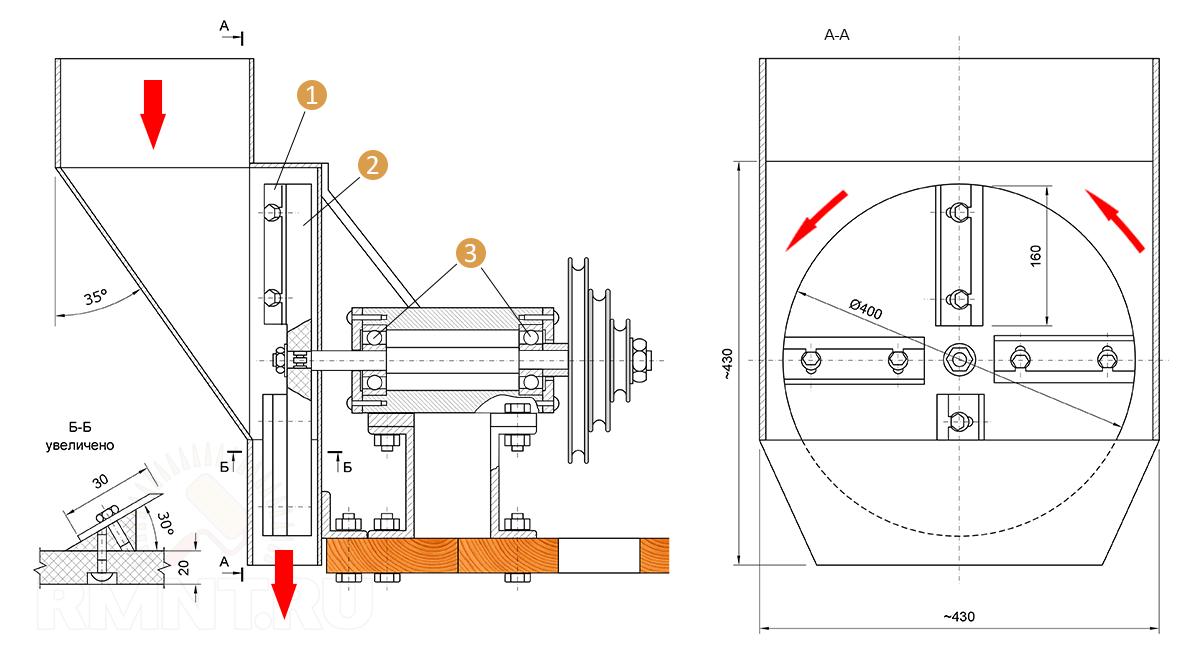 схема сборки и размеры пирамиды для перевозки окон
