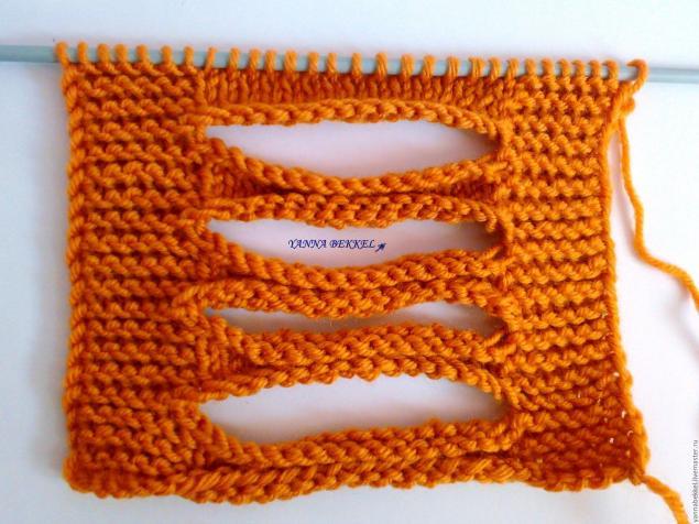 Для тех, кто вяжет. Подробный мастер-класс вязания и плетения объёмного колоска
