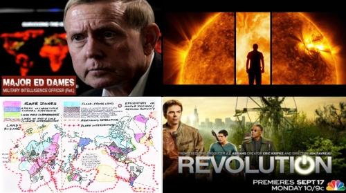 Ed Dames, он же Dr. Doom, предсказавший землетрясение в Мехико: 27 сентября начнется Апокалипсис.