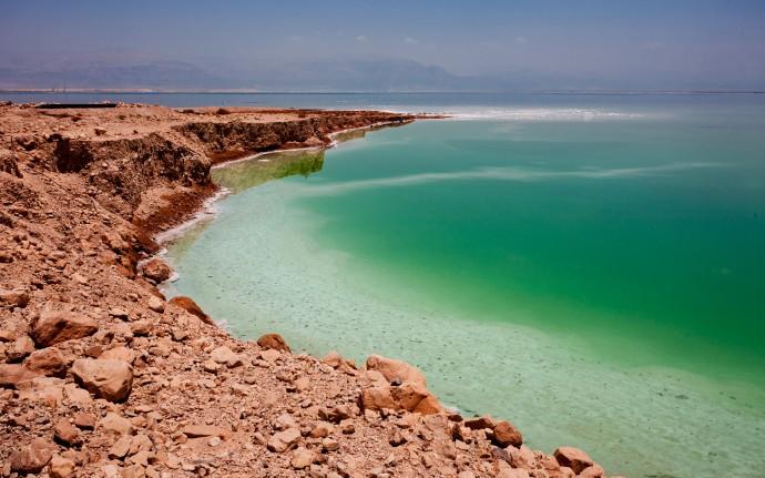 Живительная энергия Мертвого моря