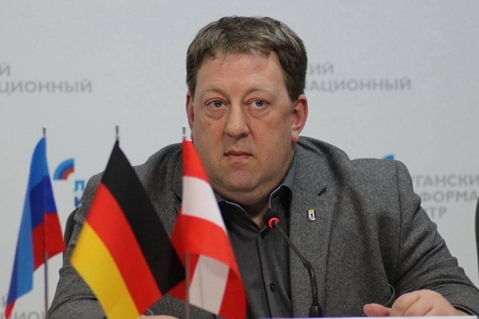 Гуннар Линдеманн призвал Запад снять санкции с России