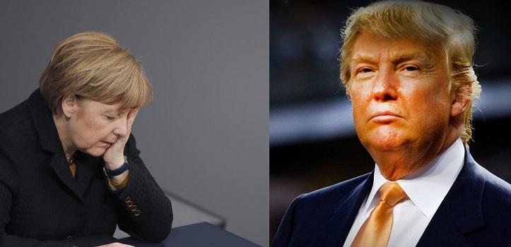 """Трамп назвал """"катастрофической ошибкой"""" миграционную политику Меркель"""