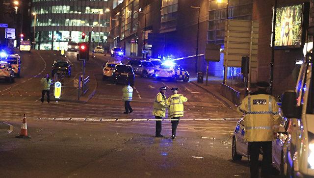 После теракта в Манчестере госпитализированы 59 человек