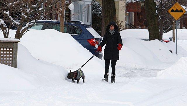 Ученые предлагают заменить кондиционеры прошлогодним снегом