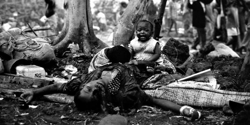 Страшный геноцид в Руанде. фото