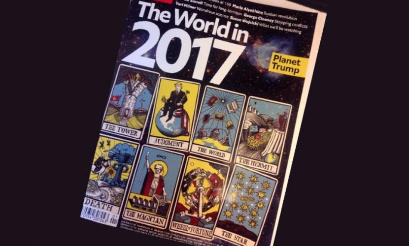 Издание династии Ротшильдов в прогнозе на 2017 год заявило об использовании ядерного оружия