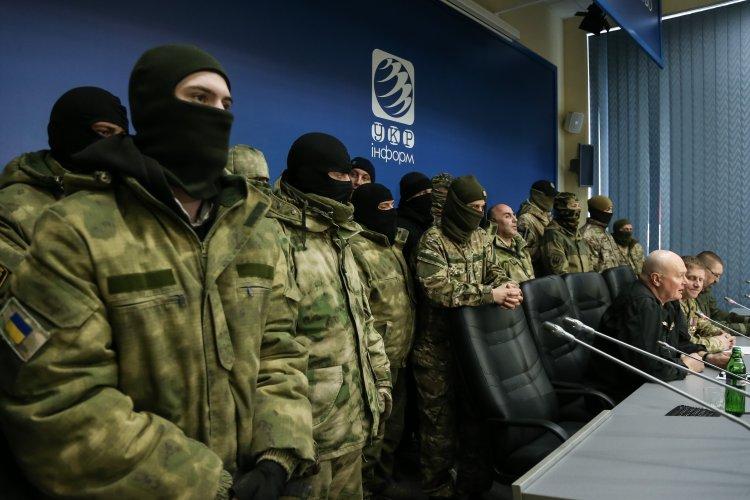 «Штаб блокады Донбасса» выдвинул России ультиматум