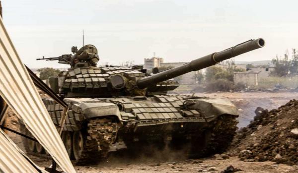 Армия и ВКС РФ штурмуют позиции банд и выбивают их на границе с Кунейтрой