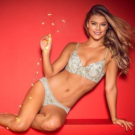 Нина Агдал в рекламе Leonisa