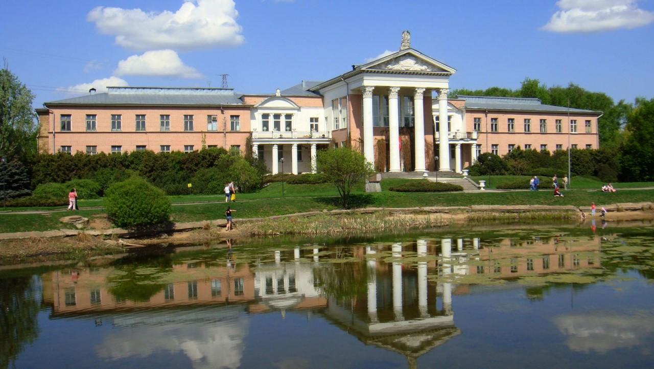 Весенняя прогулка по Московскому ботаническому саду (фото)