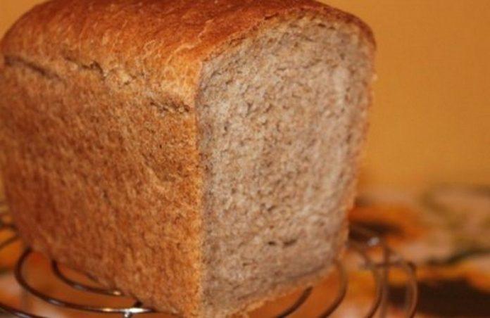 Ароматный и вкусный Дарницкий домашний хлеб