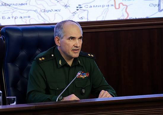 Операция российских ВКС в районе Пальмиры и Дейр-эз-Зора
