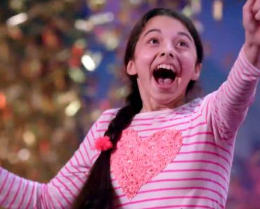 Laura Bretan: 13-Year-Old Opera Singer Gets the Golden Buzzer - America's Got Talent 2016 Auditions