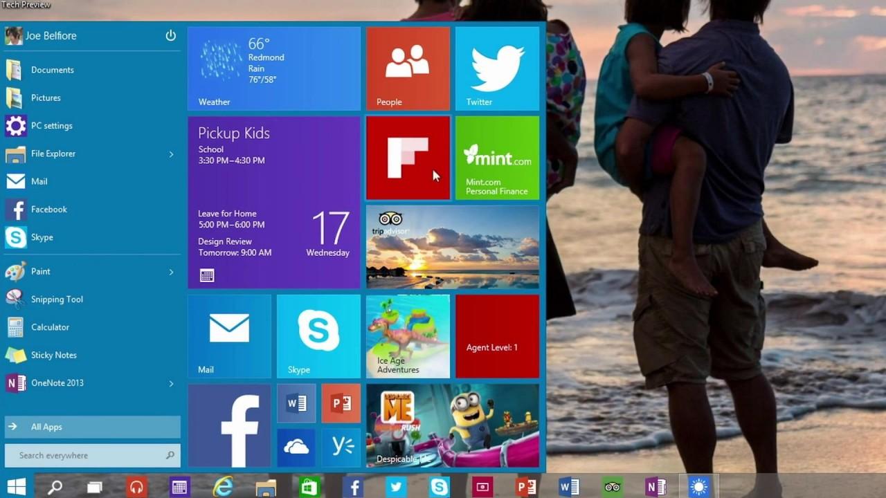 Windows обходит Mac на финише