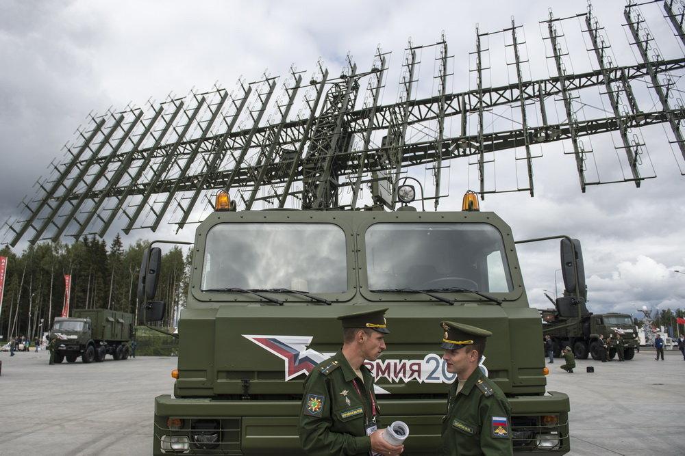 Минобороны РФ заказало дальние радары