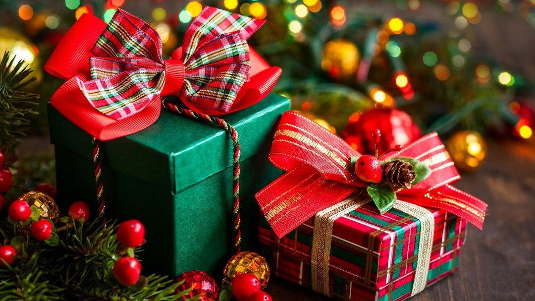 Интересные идеи подарков на Новый год 2017.