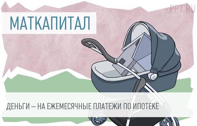 Минстрой прорабатывает возможность погашения ежемесячных платежей по ипотеке маткапиталом