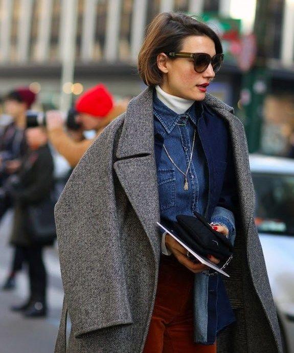 11 способов носить водолазку и выглядеть круто