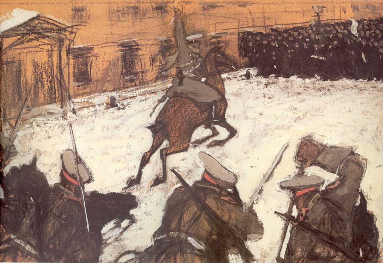 «Кровавое воскресенье» в листовках большевиков