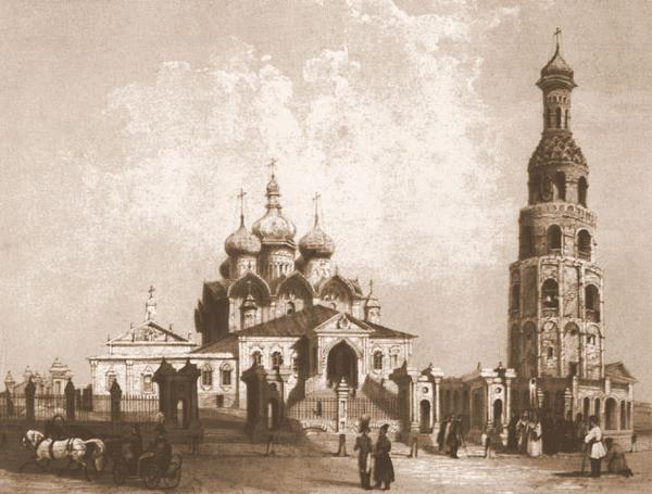 Он же в 1837 году. архитектура, загадки, история, история россии, расследования, тайны