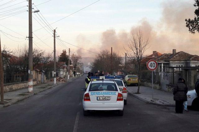Число погибших в аварии в Болгарии увеличилось до пяти человек