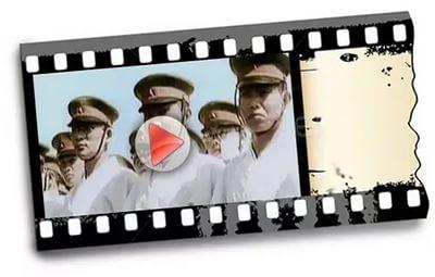 Вторая мировая война в цвете HD #5 Испепеляющее солнце Японии