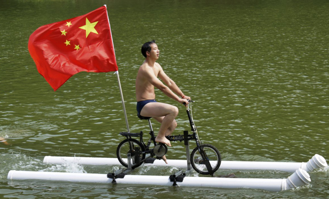 Сделано в Китае: безумные инженеры-самоучки и их странные изобретения