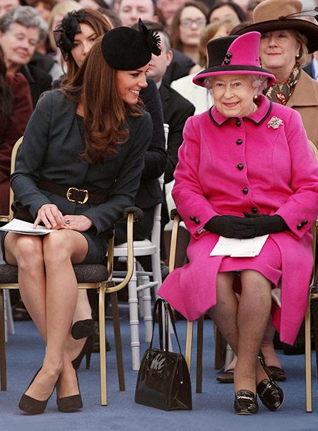 Секреты элегантности Кэтрин, герцогини Кембриджской