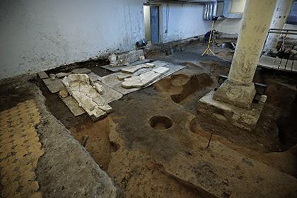 Создана первая в мире карта археологического наследия России