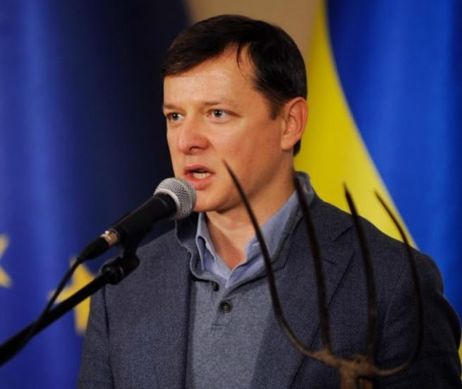 Нашумевший сюжет на украинском ТВ: Тайная жизнь Ляшко - вора и мошенника