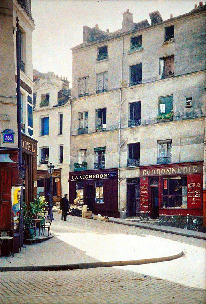 Париж начала ХХ века