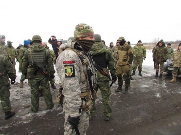 НаУкраине блокаду Донбасса хотят расширить повсей линии соприкосновения