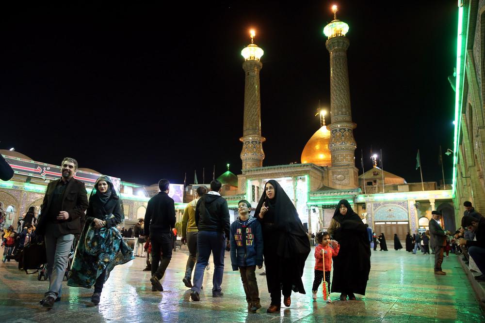 Как живут люди в Иране