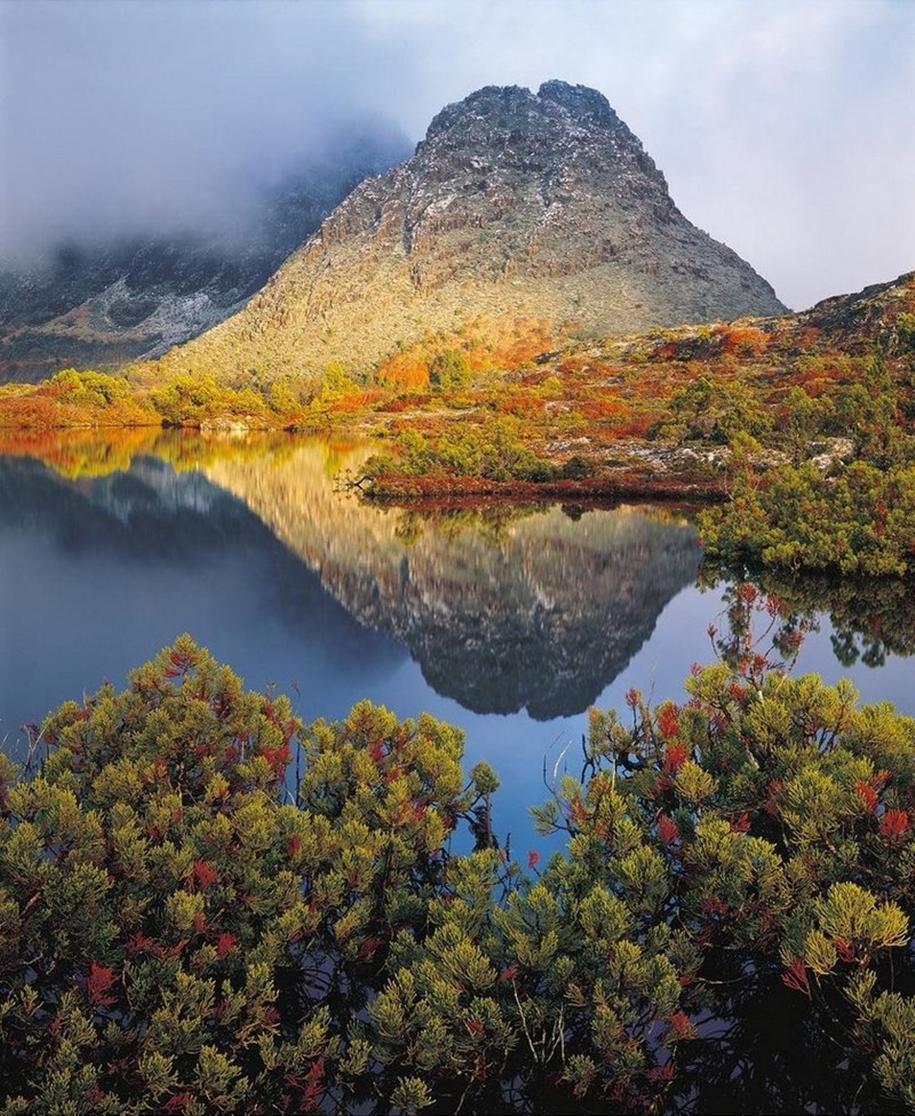 Первобытная красота Тасмании