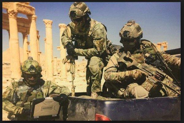Следующий после Пальмиры: «Русская военная машина» стирает ИГИЛ в порошок под Хамой