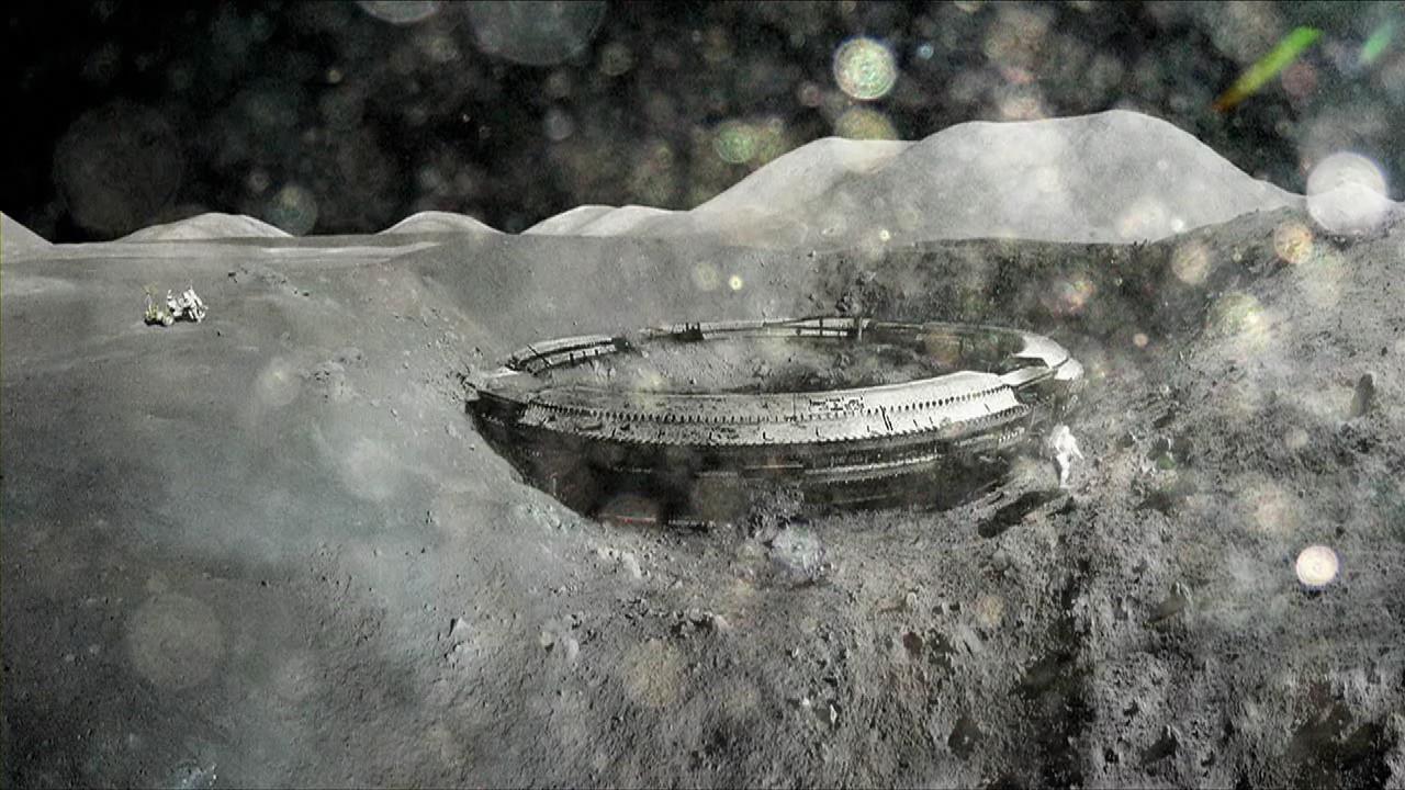 Чьи базы обнаружены на обратной стороне Луны и чем это угрожает Земле