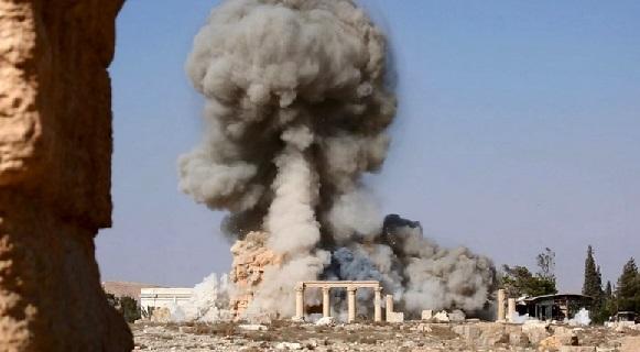 Совбез ООН осудил разрушение памятников Пальмиры террористами ДАИШ