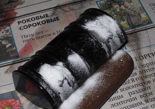 Сода + суперклей для прочнейшего соединения