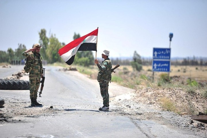Жертвами атак боевиков за два дня стали 23 сирийских военных