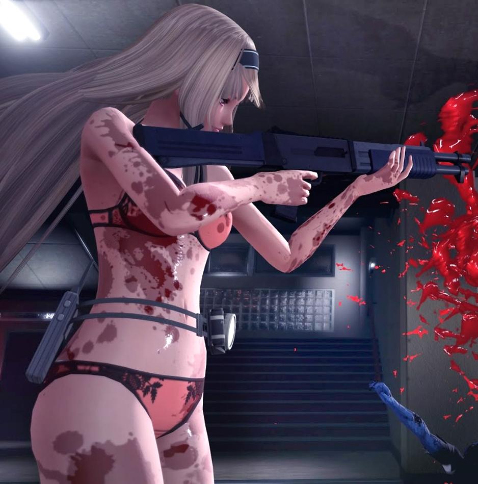 Игра про войну полуголых школьниц с зомби School Girls/Zombie Hunter выйдет по всему миру