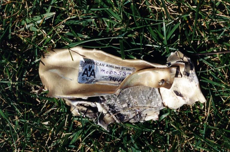 ФБР опубликовало фотографии атаки на Пентагон во время теракта 11 сентября 2001 года