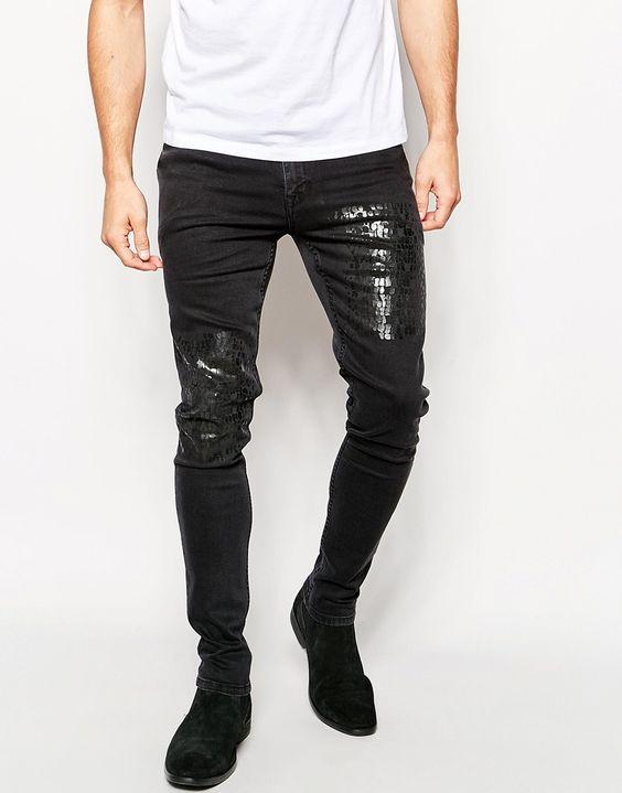 Интересные джинсовые детали (трафик)